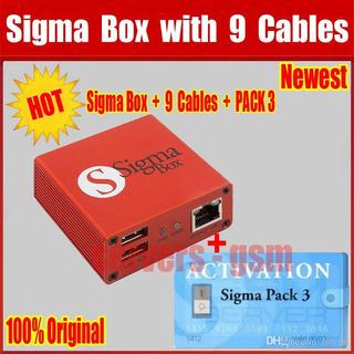 Sigma Key Box - Celulares y Telefonía - Mercado Libre Ecuador
