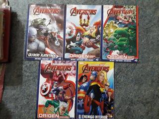 Coleccion Prestidge De Los Vengadores