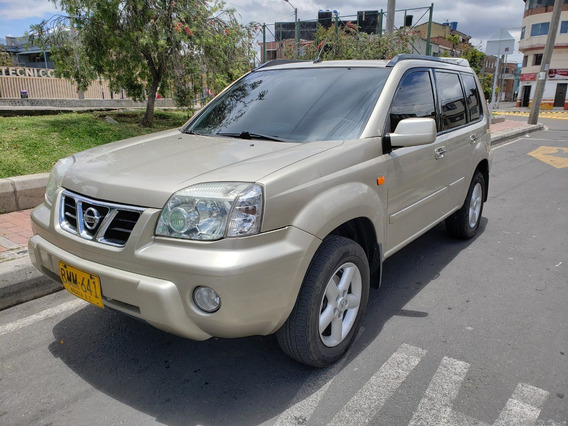 Nissan X-trail 2500 C.c At 2002 4×4