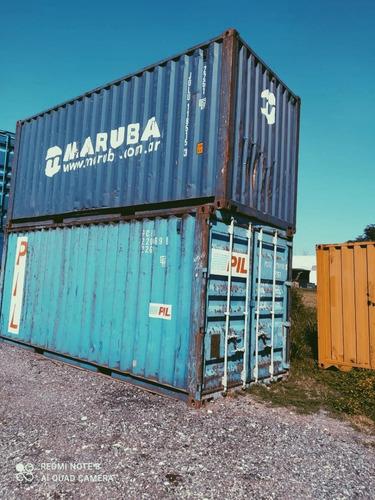 Contenedores Maritimos Usados Containers 40' Hc - Necochea