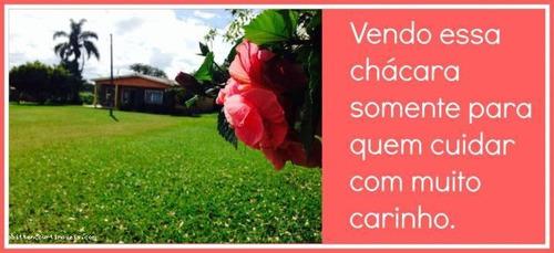 Imagem 1 de 15 de Sítio / Chácara Para Venda, Santa Tereza, 3 Dormitórios, 1 Banheiro, 3 Vagas - 37_2-74925