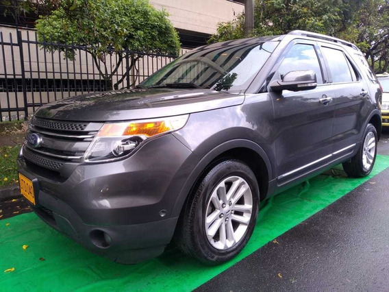Ford Explorer 3500 Cc At Abs Aa 2015