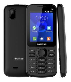 Celular Positivo P70 Whatsapp Wi-fi Bluetooth Facebook 3g