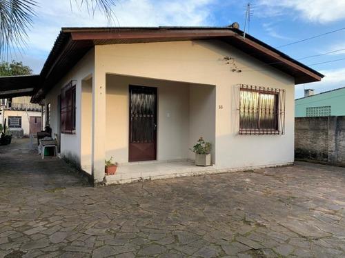 Imagem 1 de 10 de Casa Com 2 Dormitórios À Venda, 78 M² Por R$ 355.000,00 - Girassol - Gravataí/rs - Ca2118