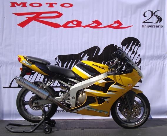 Kawasaki Zx-6r Ninja