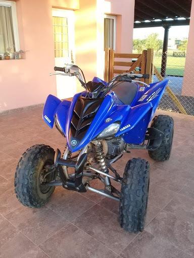 Yamaha Raptor 350 (2010) Muy Cuidado.