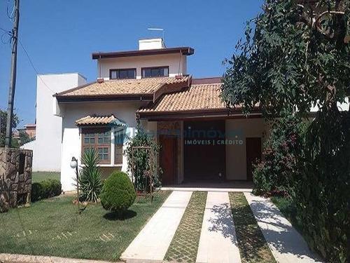 Casa À Venda Em Paulínia - Ca02713 - 68513292