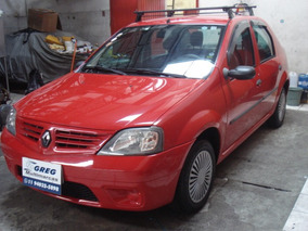 Renault Logan 1.0 16v Authentique Hi-flex 4p Basico