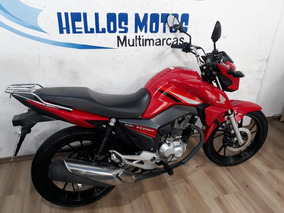 Honda Titan 160 Ex Ano 2017 Aeito Moto Fin 48 X Aceito Carta