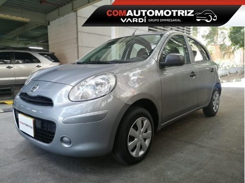 Nissan March Active Id 38367 Modelo 2016