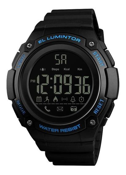 Homens Bluetooth Sports Tiro Remoto Inteligente Relógio De P