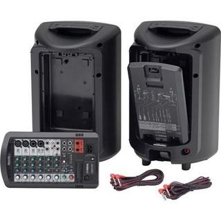 Sistema De Audio Yamaha Stagepas 400 Con Bluetooth