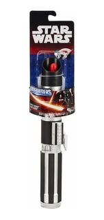 Star Wars Extendable Lightsaber Rojo B2912 Envio Full