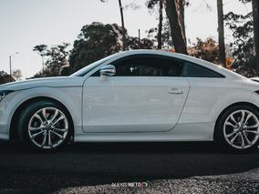Audi Tts 2.0t 272hp Unico En Su Estado