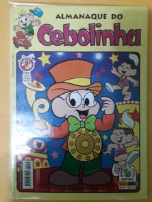 Revista Almanaque Do Cebolinha N°61
