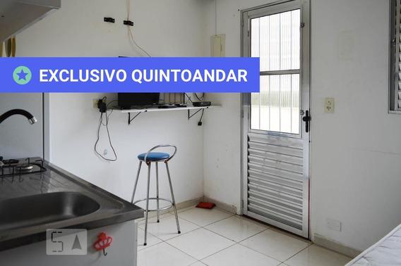 Studio No 2º Andar Mobiliado Com 1 Dormitório E 1 Garagem - Id: 892957091 - 257091