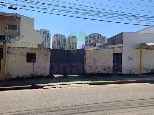 Terreno A Venda, Jardim Petrópolis, Jundiaí. - Te08725 - 68561211