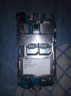 Placa Mãe Do Celular Samsung Gt-s6102b Conector Com Defeito