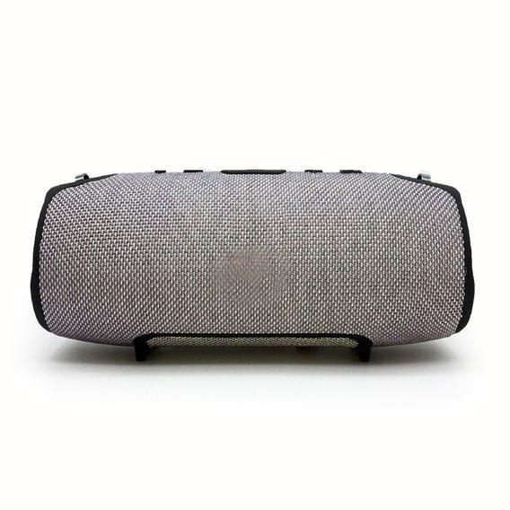 Caixa De Som Portátil Xtreme Bluetooth Prata