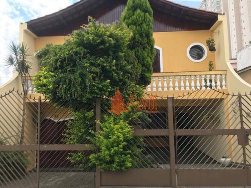 Sobrado Com 5 Dormitórios, 195 M² - Venda Por R$ 900.000,00 Ou Aluguel Por R$ 4.500,00/mês - Vila Formosa (zona Leste) - São Paulo/sp - So0945