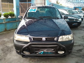 Fiat Palio Weekend Adventure 1.8 8v 4p Completa + Couro 2004