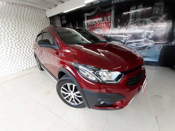 Chevrolet Onix Activ 1.4 Automático Vermelho - 2018