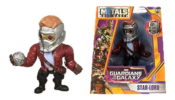 Figura Metals Star Lord 11cm