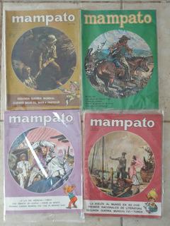 Revistas Mampato 88, 94, 96,146
