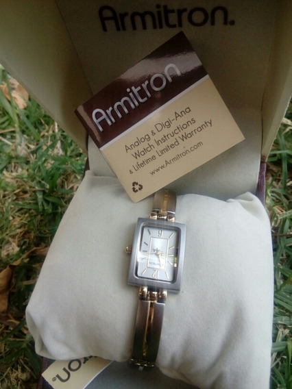 Reloj Para Dama Armitron Original!