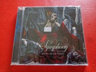 Sarah Brightman Symphony Cd Usado Nacional 2007.