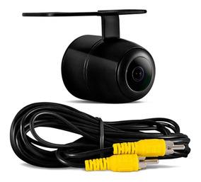 Camera Re Automotiva P/ Placa Estacionamento Universal V15