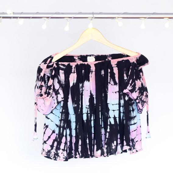 Top Batik Multicolor