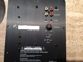 Modulo Amplificador Subwoofer