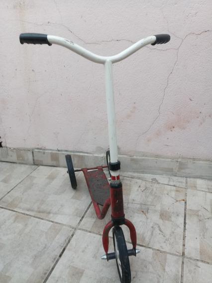 Patinete Déc 60 Ferro Antigo Bicicleta Infantil Pedalcar