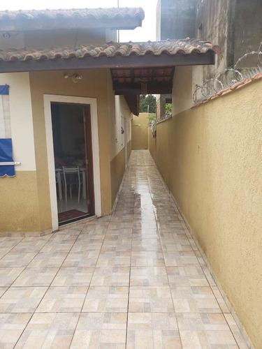 Casa Com 2 Dorms, Balneário Tupy, Itanhaém - R$ 185 Mil, Cod: 3073 - V3073