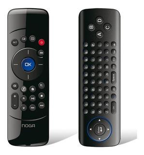 Mini Teclado Inalámbrico Air Mouse Control Remoto Smart Pc Tv Nkb-airm2