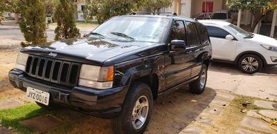 Jeep Cherokee Laredo Ano 98 4x4