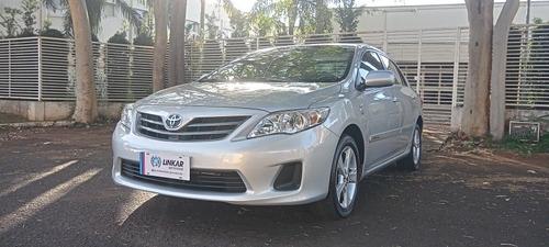 Toyota Corolla 2014 1.8 16v Gli Flex Aut. 4p
