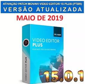 Movavi Video Editor Plus 15 Atualizado 2019