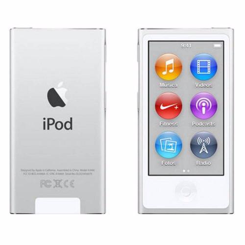 Imagen 1 de 1 de iPod Nano 16 Gb Plateado Nuevo