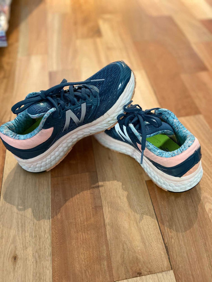 Zapatillas Running Mujer New Balance 1080 Fresh Foam
