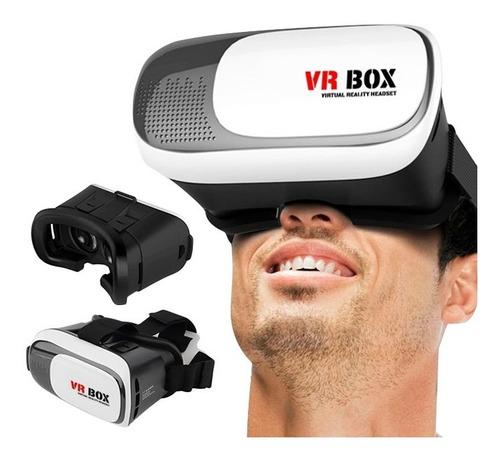 Gafas 3d Realidad Virtual Vr Box Control Bluetooth Inovation