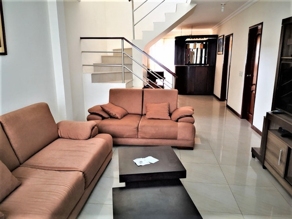 Alquilo Villa Amoblada 4 Dormt Ciudad Celeste Samborondo
