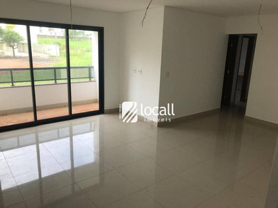 Apartamento Com 3 Dormitórios À Venda, 110 M² Por R$ 450.000 - Higienópolis - São José Do Rio Preto/sp - Ap1743