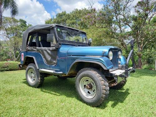Jeep Willys - 1961 - 6 Cc