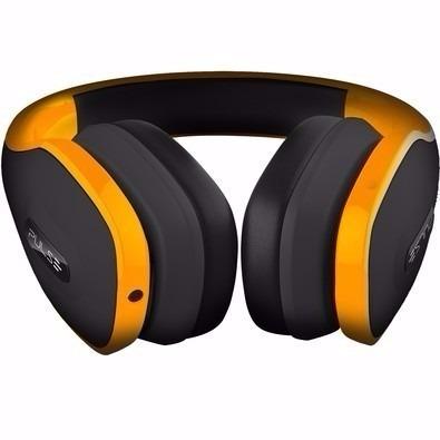 Fone De Ouvido Com Fio Amarelo Multilaser Pulse P2 Ph148
