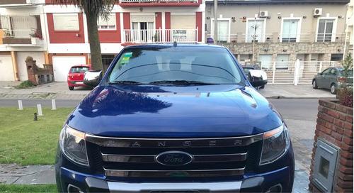 Ford Ranger 3.2 Cd 4x2 Xlt Tdci 200cv 2015