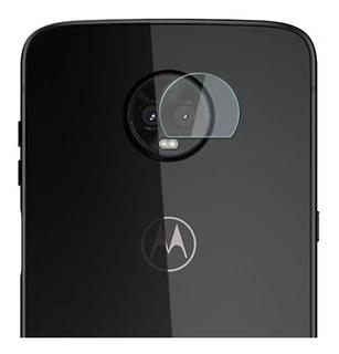 Película Vidro Lente Camera Traseira Motorola Moto Z3 Play