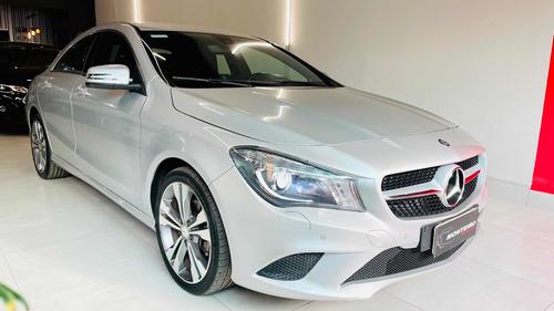 Mercedes-benz Classe Cla 2015 1.6 Urban Turbo Flex 4p