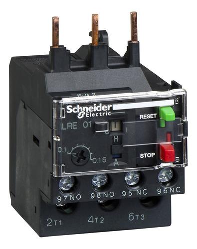 Imagen 1 de 1 de Relé De Sobrecarga Térmica Tvs 4-6 A Clase 10a Schneider